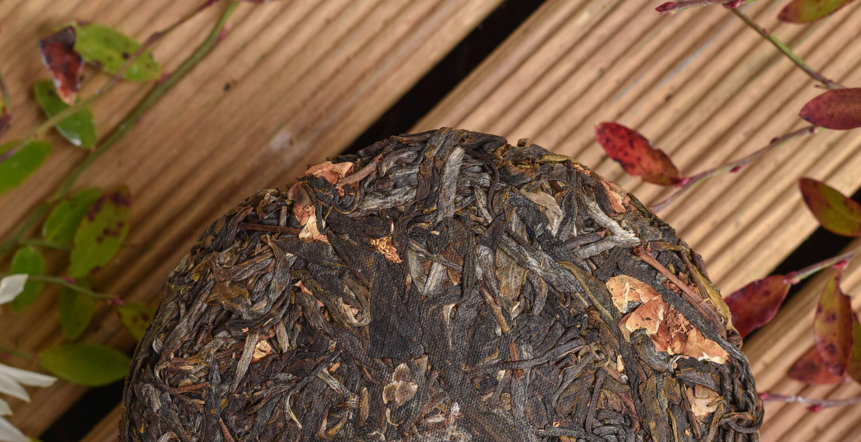 2018 Qianjiazhai Tea Flower Sheng