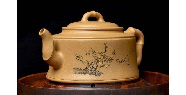 """""""Rui Zhu Yuan Kuang Huang Jin Duan Ni Pan Yang Masterwork"""