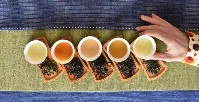 Five Teas for $5