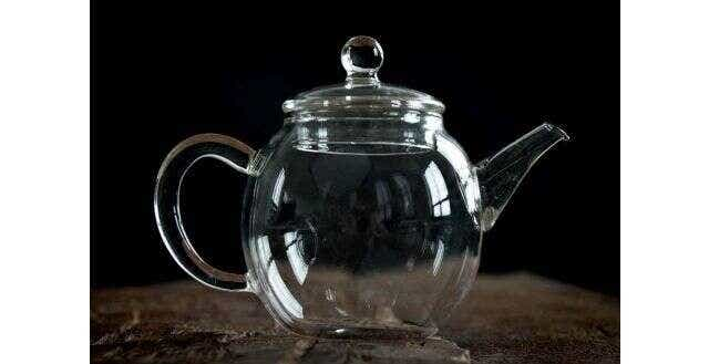 Ming Xin Tang Glass Teapot