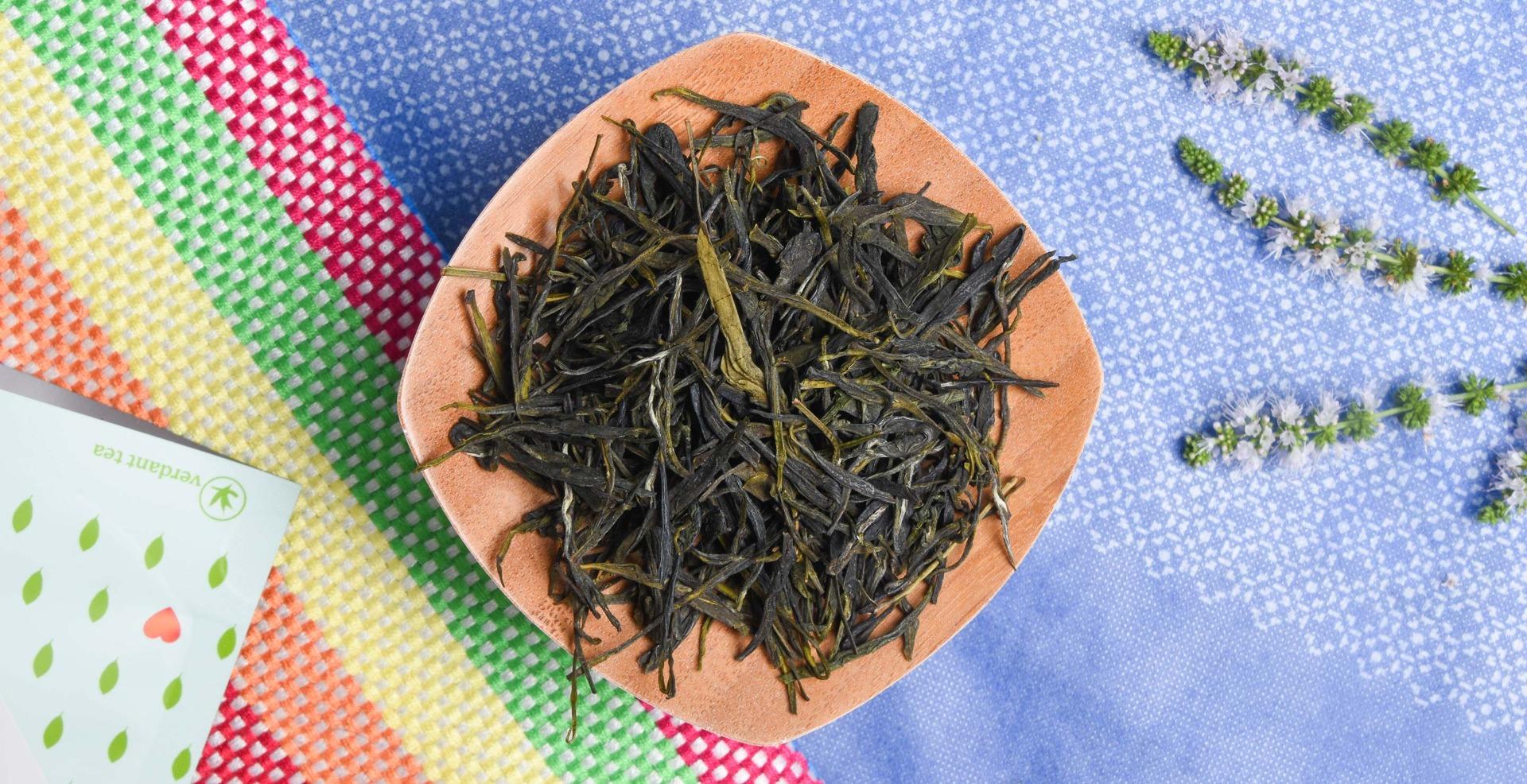 2021 Laoshan Pine Needle Green