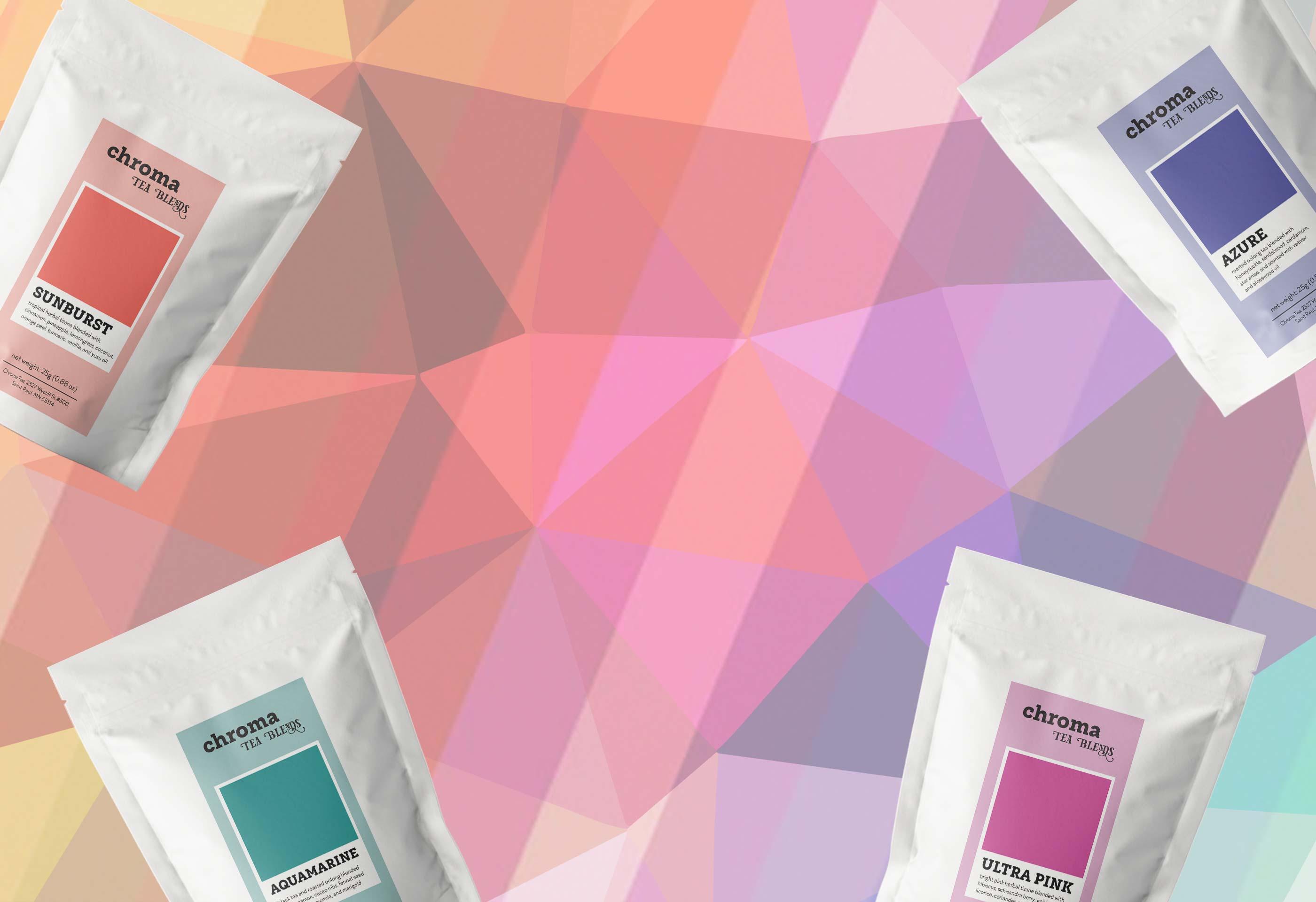 Introducing: Chroma Tea