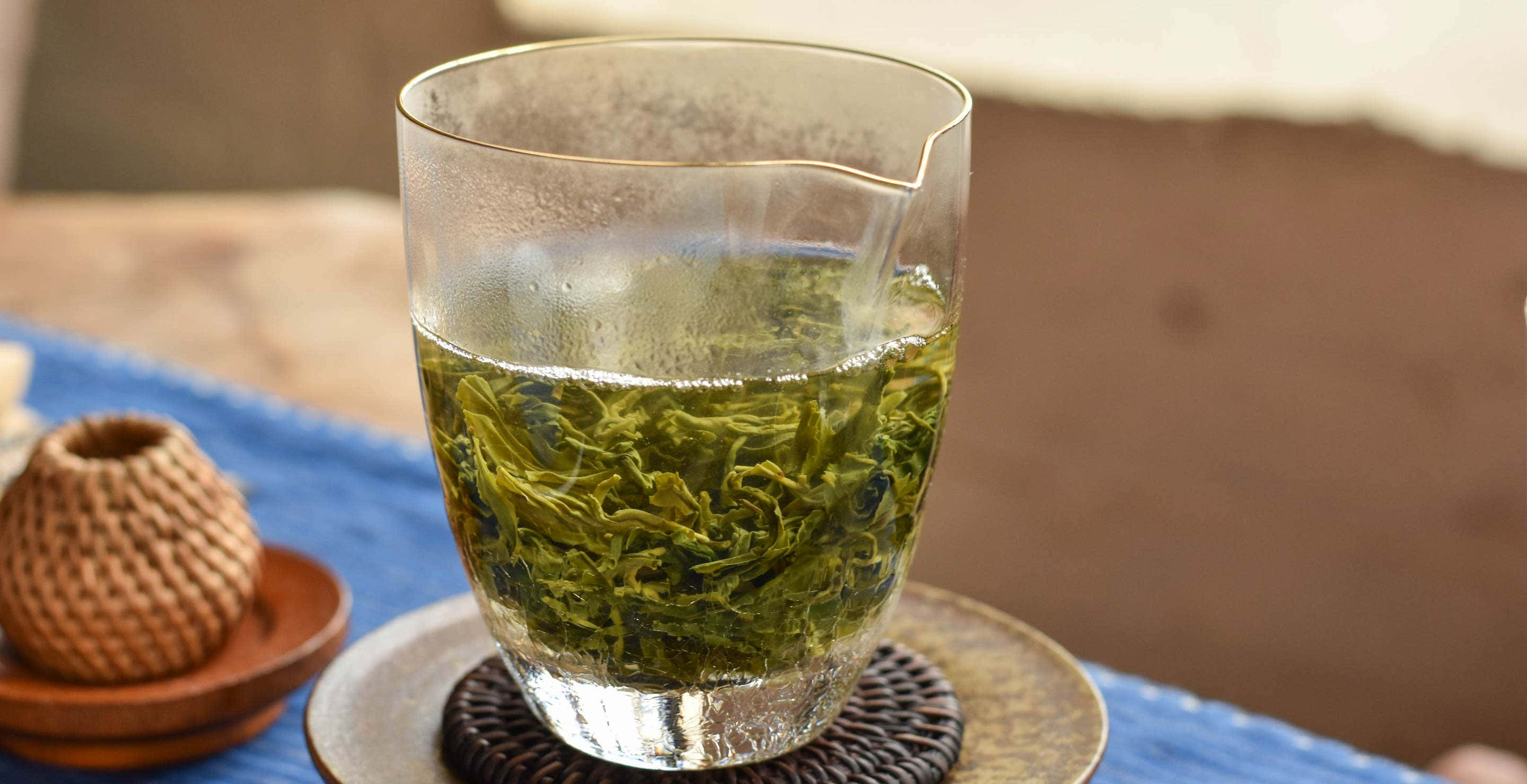 Water is the First Ingredient in Tea