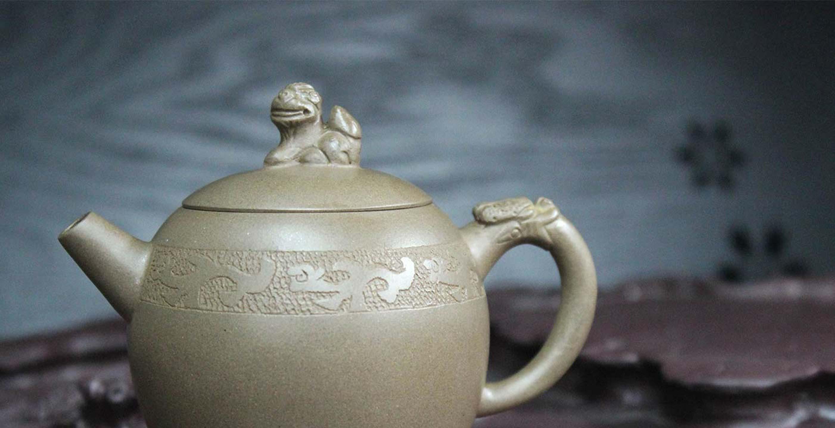 How to Season an Yixing Teapot