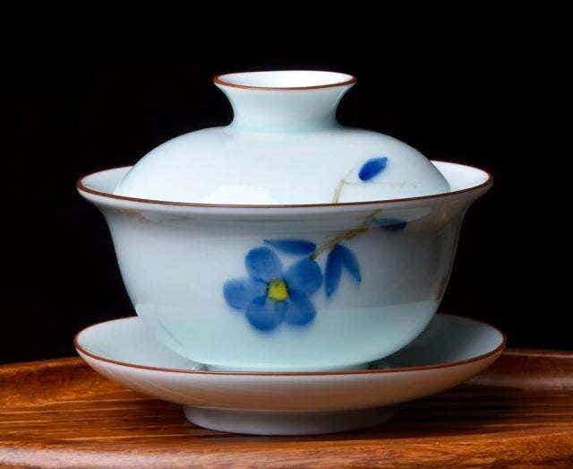 Forget-Me-Not Gaiwan