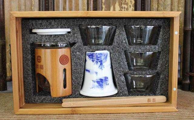 Xiang Fu Complete Travel Tea Set