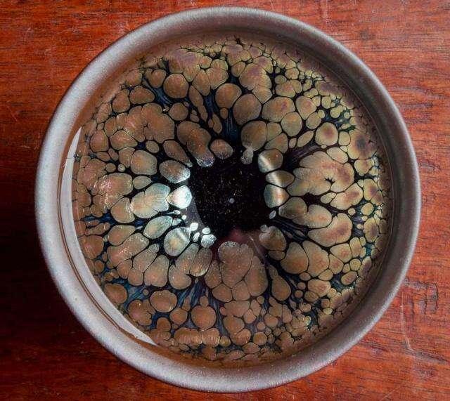 Magnolia Blossom Oil Spot Cup: Spring 2020