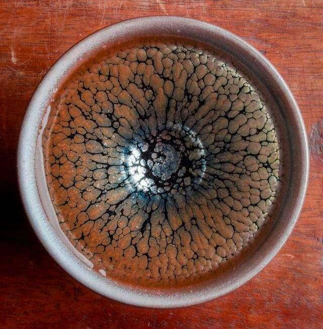 Magnolia Blossom Oil Spot Cup: Autumn 2020