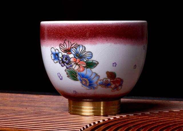 Flower Tea Cup