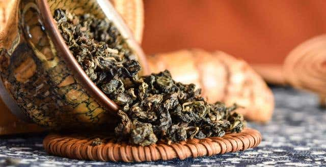 1985 Special Grade Qing Xiang Aged Tieguanyin