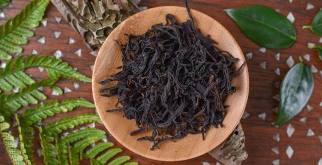 2020 Old Tree Wuyi Gongfu Black