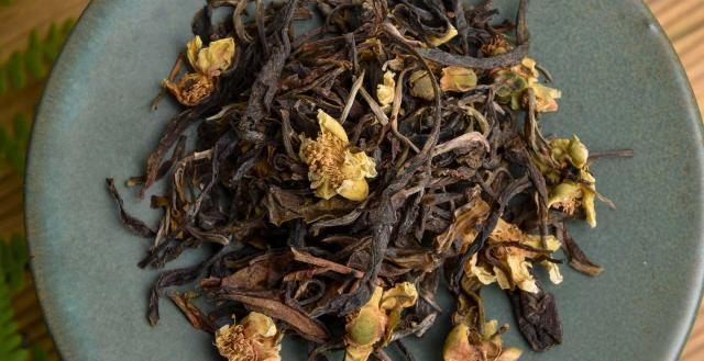 2019 Qianjiazhai Tea Flower Sheng