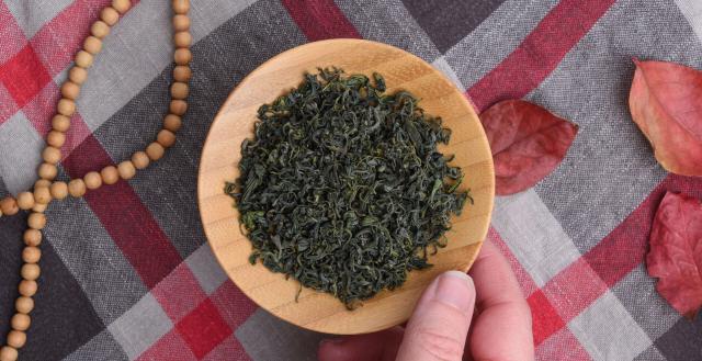 2020 Autumn Laoshan Green