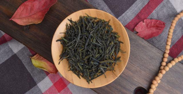 2020 Autumn Laoshan Pine Needle Green