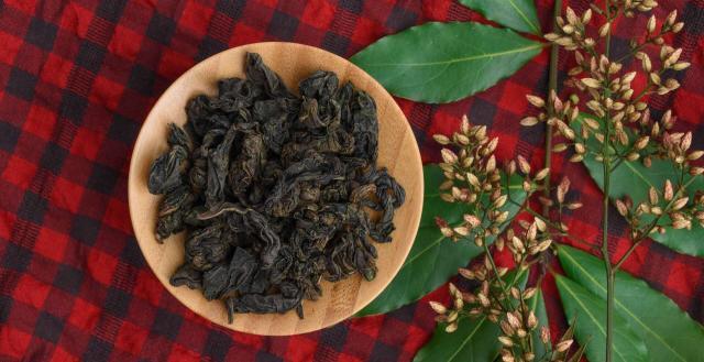 2020 Laoshan Sweet Potato Leaf Tea