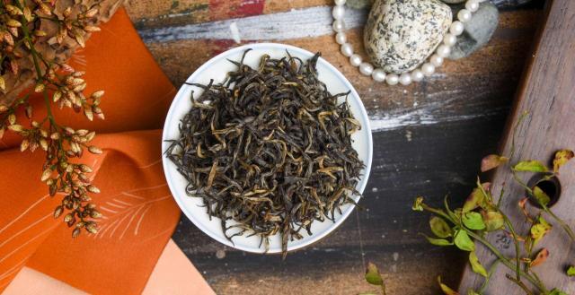 2020 Mei Zhan Jin Black Tea