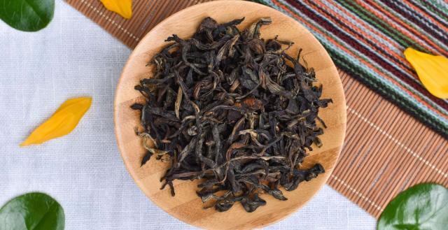 2020 Qianjiazhai Sun Dried Black Tea