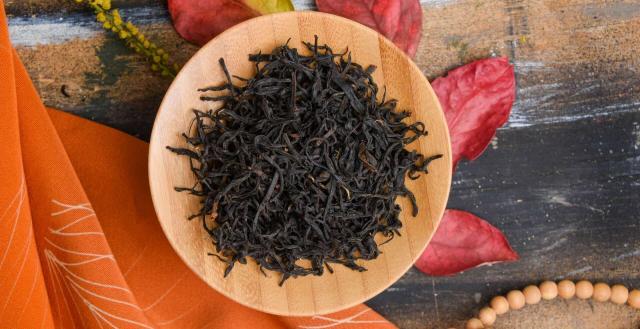2020 Rou Gui Wuyi Black Tea