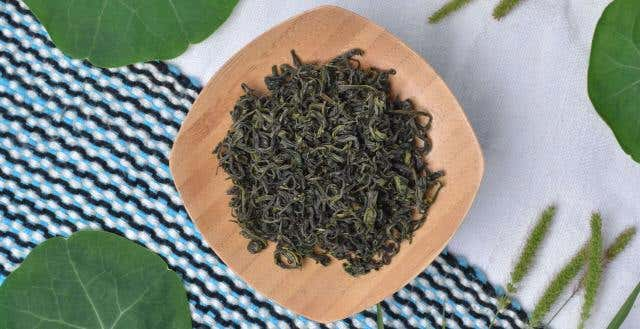 2020 Spring Laoshan Green