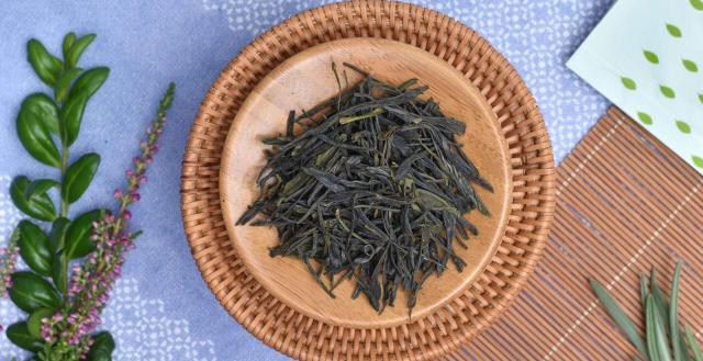 2020 Laoshan Pine Needle Green