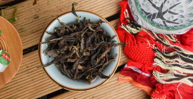2020 Loose Leaf Zun Sheng Pu'er
