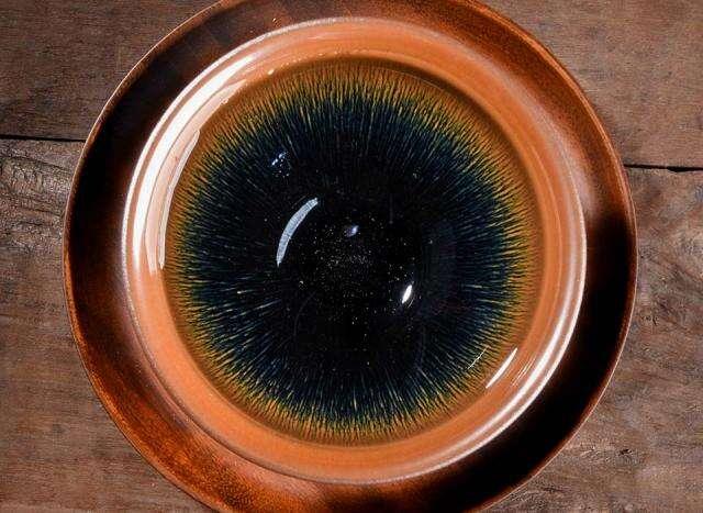 Hare's Fur Dian Cha Ceremony Jian Zhan Tea Bowl #1