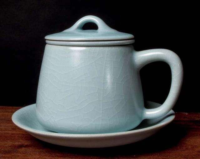 Feng Zi Studio Ru Brew Mug