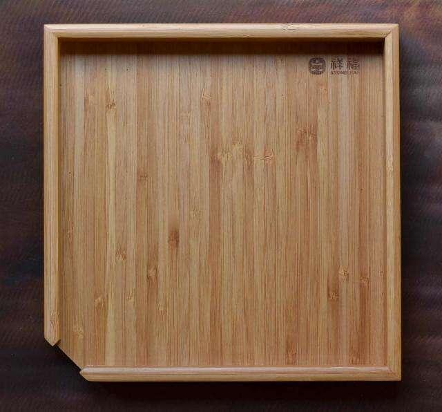 Bamboo Pu'er Tray