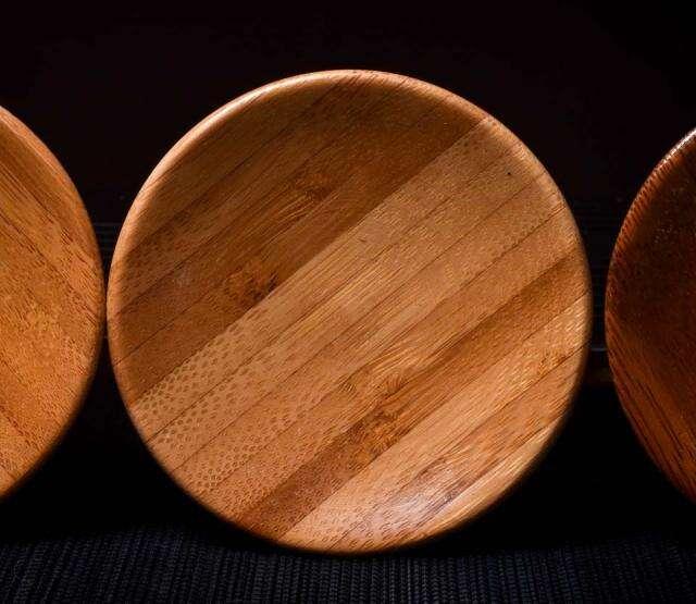 Simple Bamboo Coaster