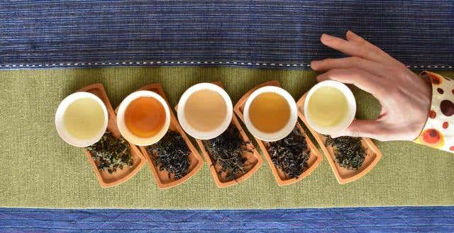 Five Teas for $5