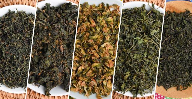 Laoshan Herbal Tasting Kit
