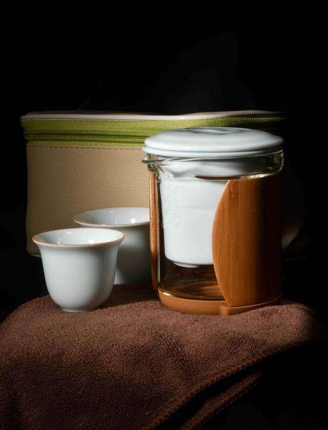 Xiang Fu Mini Travel Tea Set