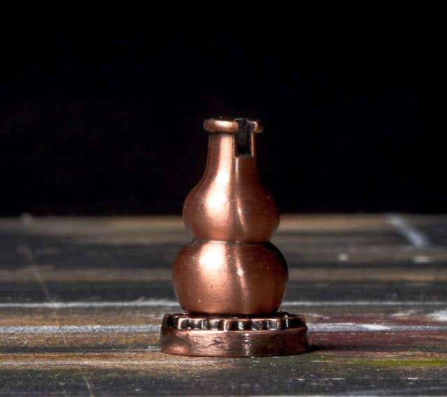 Two Part Incense Holder