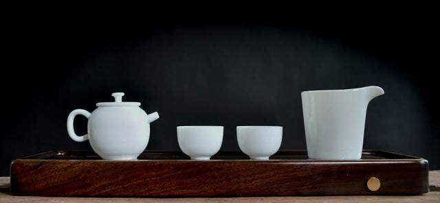 Modern Porcelain Full Gongfu Set