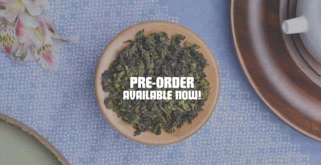 2021 Spring Tieguanyin