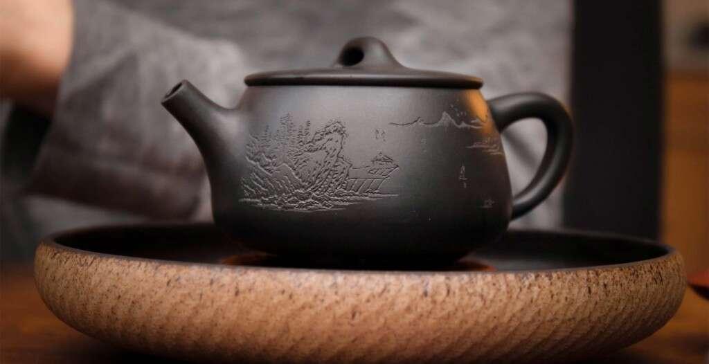 teapot red texture