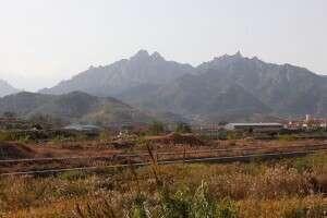 LaoshanMountain