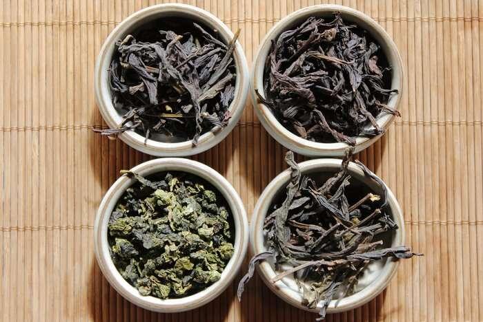 So many teas - so little time!