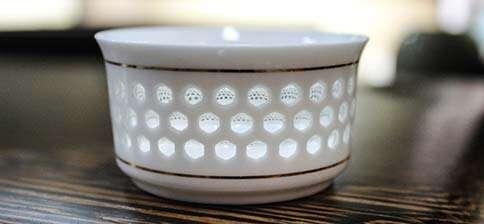 Glass Window Cup