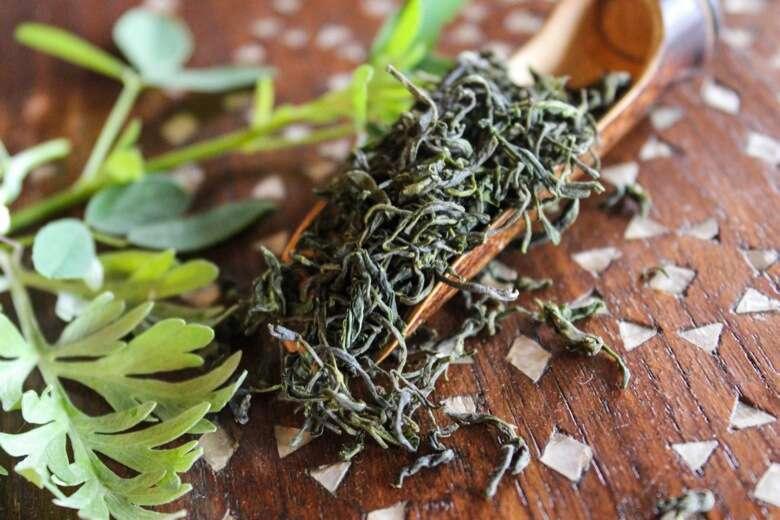 2015 1st Picking Spring Laoshan Green-2757
