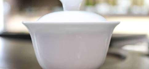 Basic White Gaiwan (no saucer)
