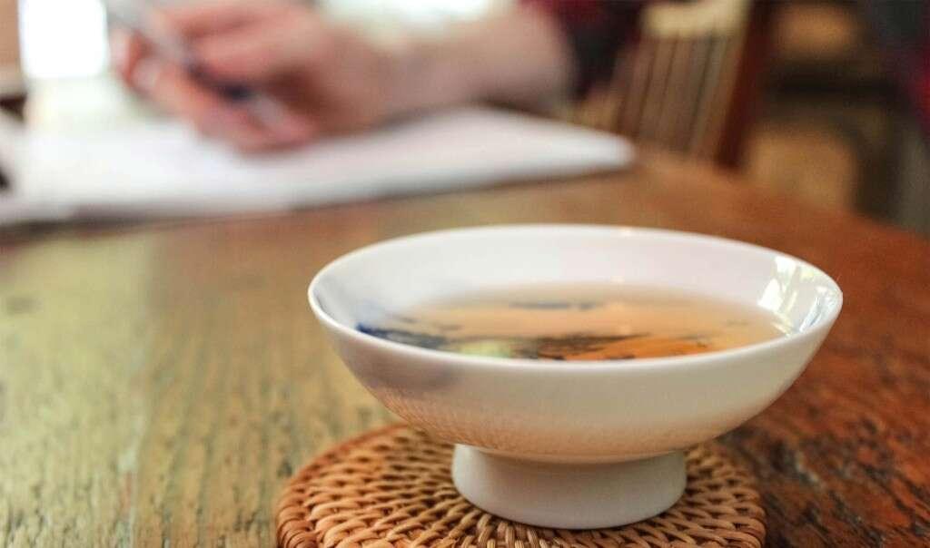 a cup of Medium Roast Rou Gui