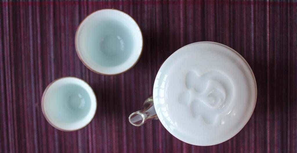 Xiang Fu Mini Travel Tea Set