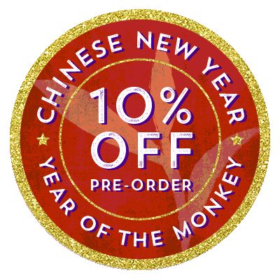 Chinese New Year Pre-order 10% off