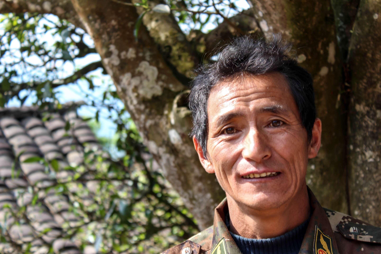 Mr. Li of the Zhenyuan Dongsa Farmers' Cooperative