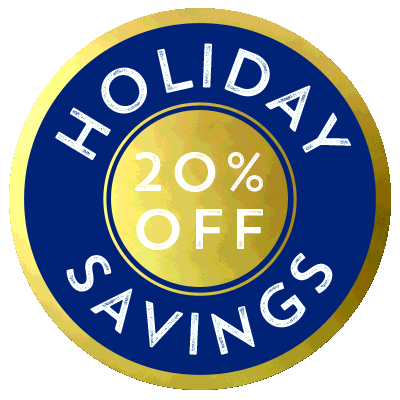 Holiday Savings: All Teaware 20% off!