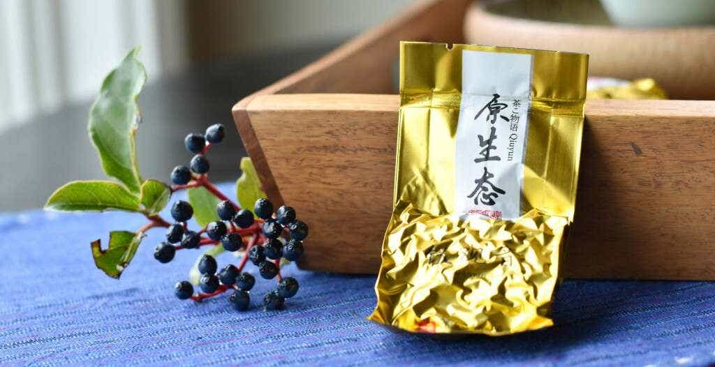 Master Zhang's Nong Xiang Original Tieguanyin Revival is pre-packed into individual 5 gram single serving sizes.