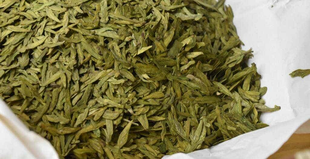 1st Picking Longjing #43