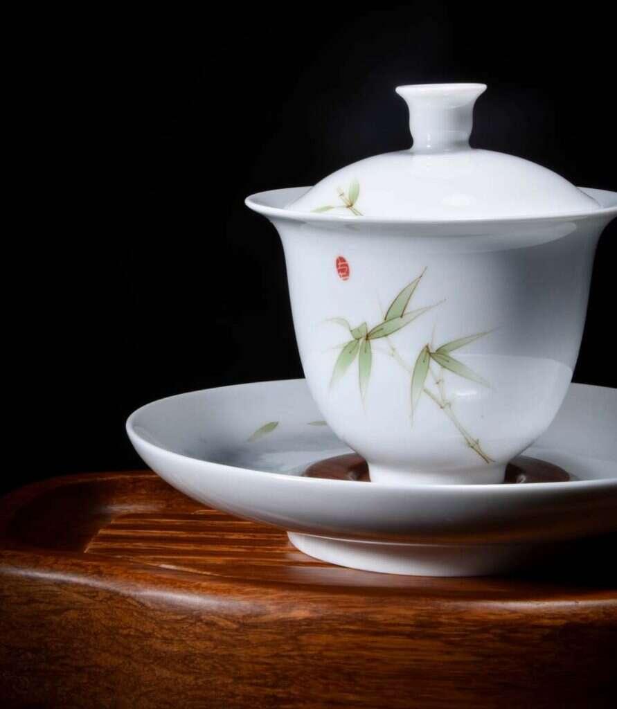 Gaiwan Verdant Tea