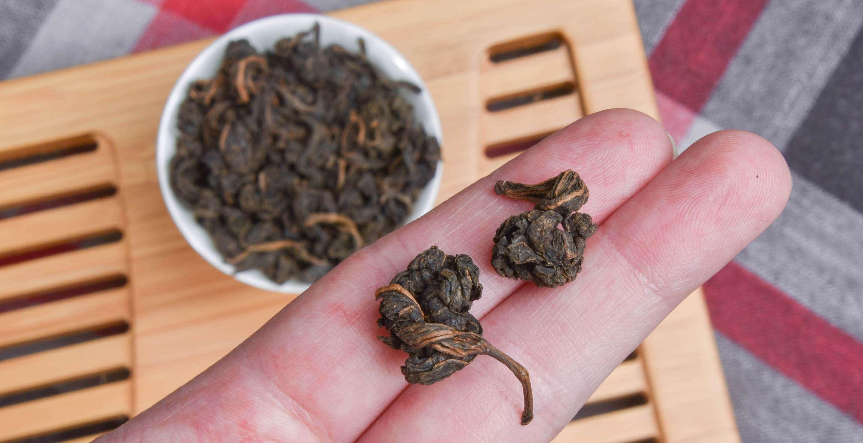 Laoshan Sweet Potato Leaf tea
